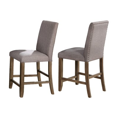 Manning Counter Height Upholstered Dining Chair