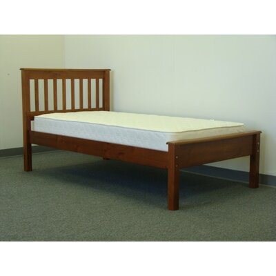 Mission Twin Slat Bed Finish: Espresso