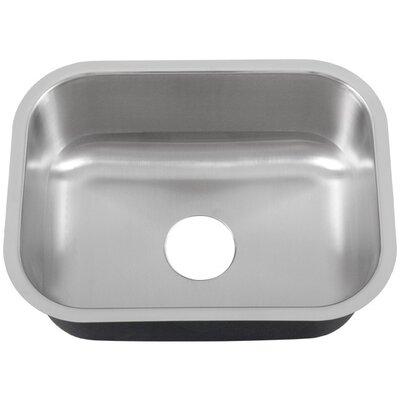 23 x 17.75 Undermount Kitchen Sink