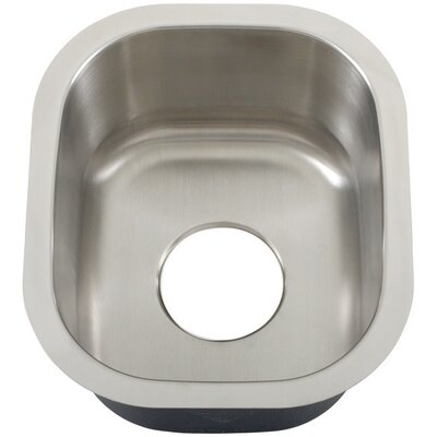 15 x 12.75 Undermount Kitchen Sink