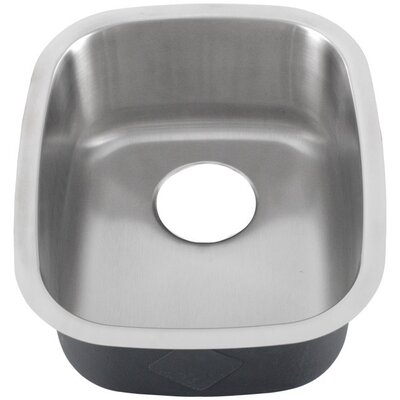18.5 x 15 Undermount Kitchen Sink
