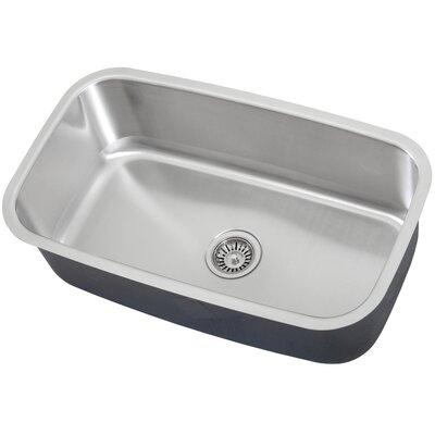 31.5 x 18.5 Undermount Kitchen Sink