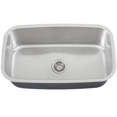31.5 x 18.5 Undermount Kitchen Sink