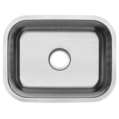 23 x 17.75 Undermount Kitchen Sink
