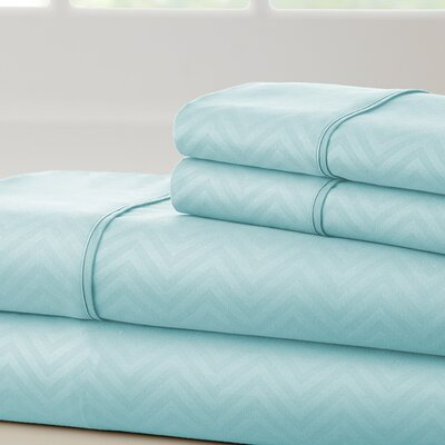 Becky Cameron Chevron Sheet Set