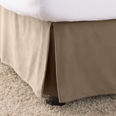 Becky Cameron� Luxury Bed Skirt Size: Twin