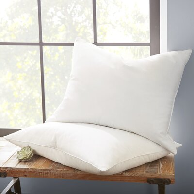 Becky Cameron Down and Feathers Pillow Size: King