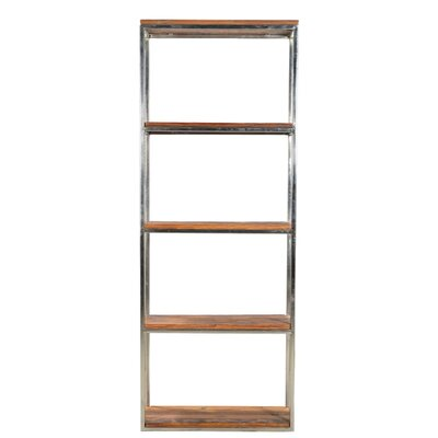 93 Bookcase Frame Finish: Nickel Product Picture 307