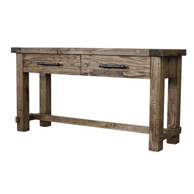 Country Console Table