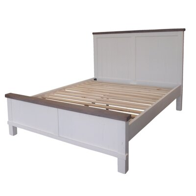 Country Platform Bed Size: Queen