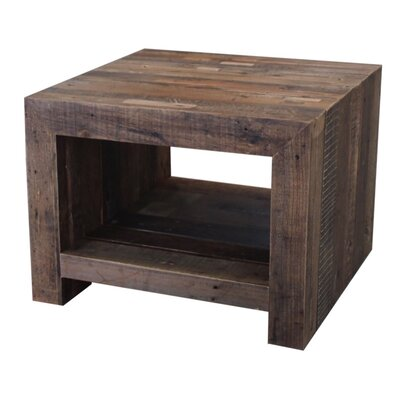 Terra Nova End Table