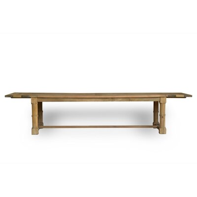 Reclaimed Extendable Dining Table