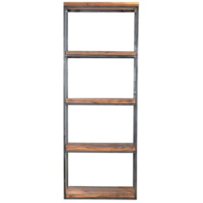 93 Bookcase Frame Finish: Black Product Picture 307