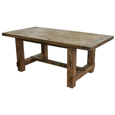 Country Dining Table Finish: Weathered Pine