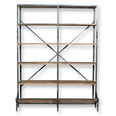 Double Unit Bookcase picture