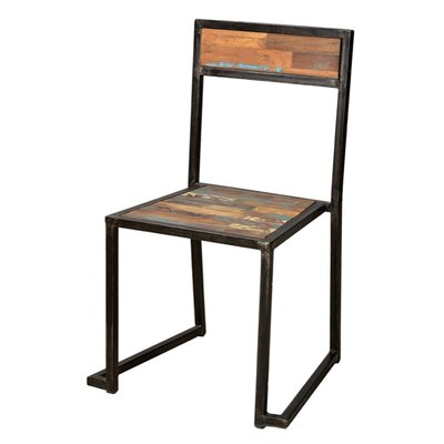 Teak Trend Dining Side Chair