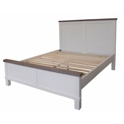 Country Platform Bed Size: King