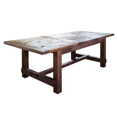 Country Extendable Dining Table
