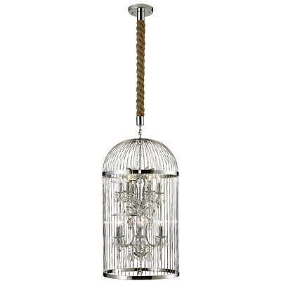 13-Light Foyer Pendant