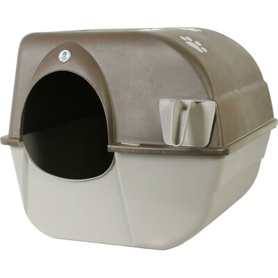 Self Cleaning Litter Box Size: Regular