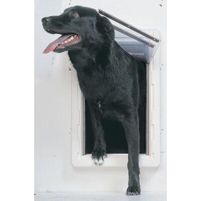 Extra Large All Weather Pet Door