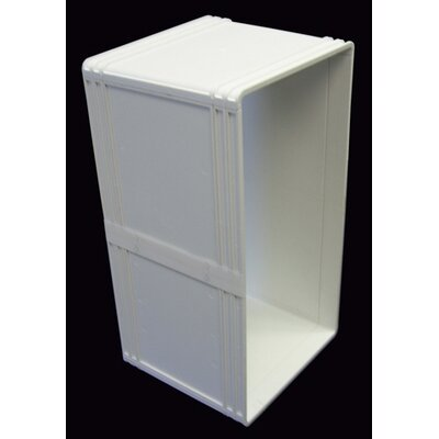 Small All Weather Pet Door Wall Kit