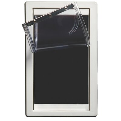Screen Guard Pet Door Size: Extra Large (10.5 H x 15 W x 1.25 L)