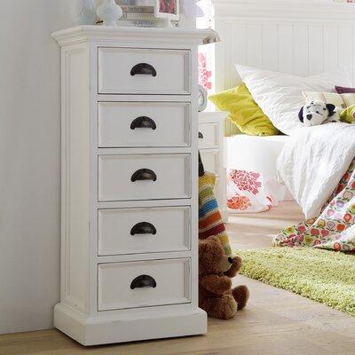 Halifax 5 Drawer Dresser