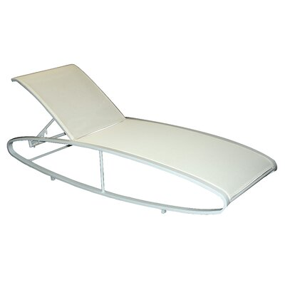 Pure Designer Chaise Lounger