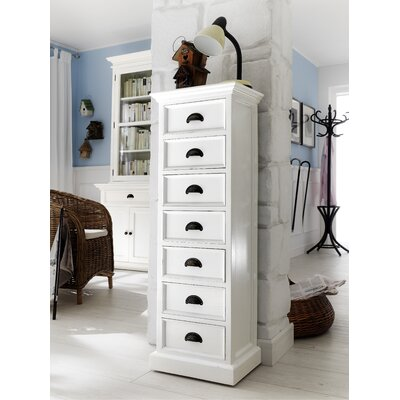 Halifax 7 Drawer Lingerie Chest