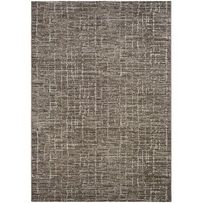 Andover Woven Beige Area Rug Rug Size: Rectangle 53 x 76