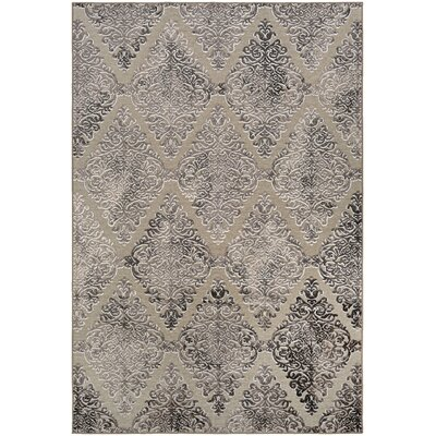 McNamara Woven Beige Area Rug Rug Size: Rectangle 311 x 55
