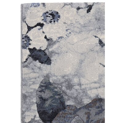 Gabriel Woven Pewter Area Rug Rug Size: Rectangle 2 x 37