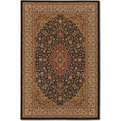 Izmir All Over Heriz/Ebony Rug