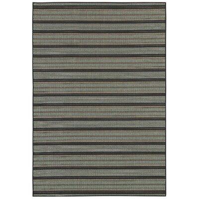 Brown/tan Indoor/outdoor Area Rug Rug Size: Rectangle 5