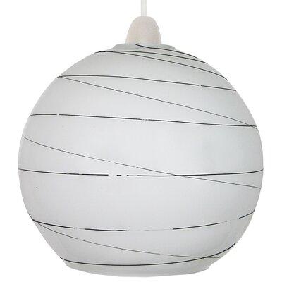 20 cm Lampenschirm aus Glas | Lampen > Lampenschirme und Füsse > Lampenschirme | Loxton Lighting