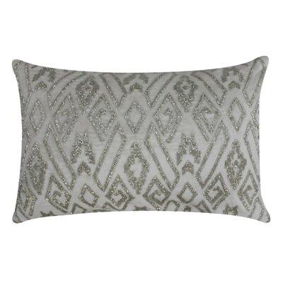 Eos Velvet Lumbar Pillow