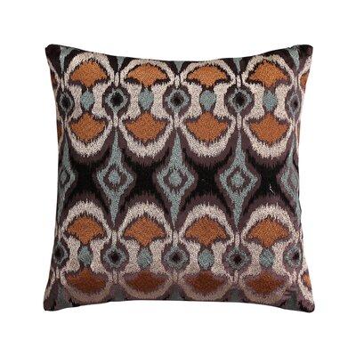 Kian Velvet Throw Pillow