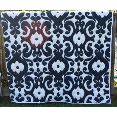 Aria Quilt Size: King