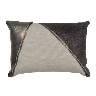 Melbourne Leather Lumbar Pillow