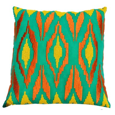 Wulst Cotton Throw Pillow