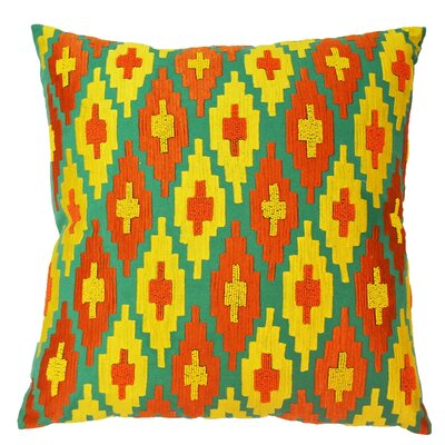 Jean Cotton Throw Pillow