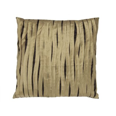 Accent Linen Throw Pillow Color: Yellow