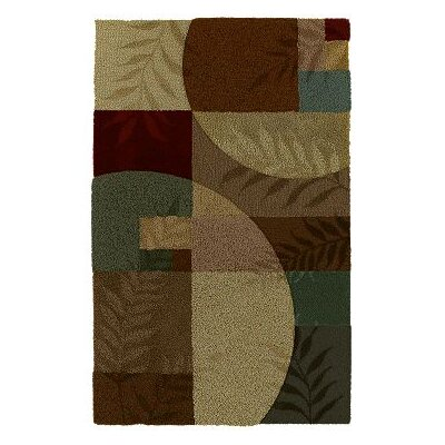 Structure Compositions Merlot Rug
