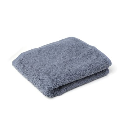 Air Weight Guest Hand Towel Color: French Blue