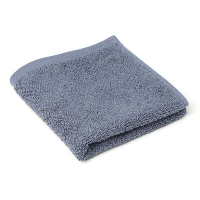Air Weight Washcloth Color: French Blue