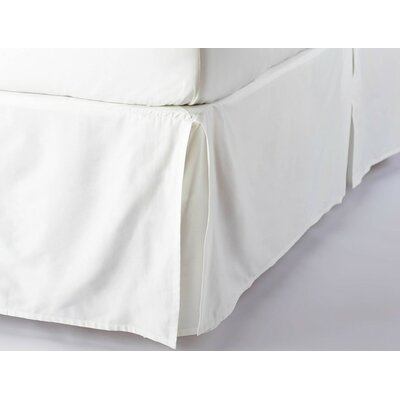 Sateen 300 Thread Count Bed Skirt Size: Twin