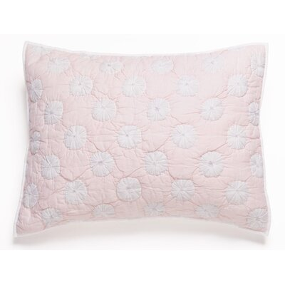 Dew Drop Quilt Color: Peony