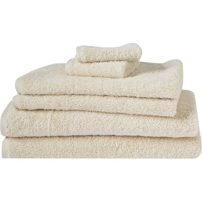 Cloud Loom Bath Towel Color: Natural