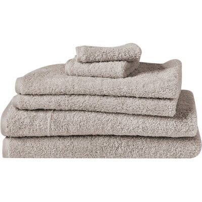 Cloud Loom Bath Towel Color: Dune